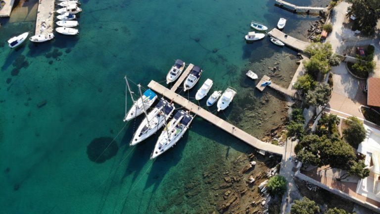 CROATIA 2018 – Fincentrum flotila #2